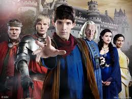 The fate of the kingdom on the shoulders of a young man named Merlin